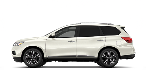 2019 Pathfinder Platinum
