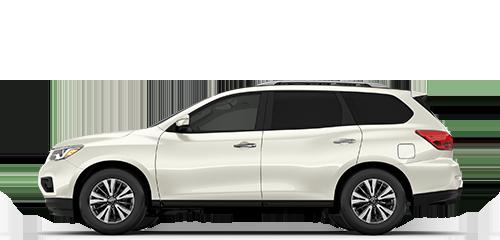2019 Pathfinder SV 2WD