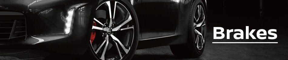 Premier Nissan San jose Brakes Service