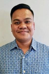 Melvin Baguinon Bio Image