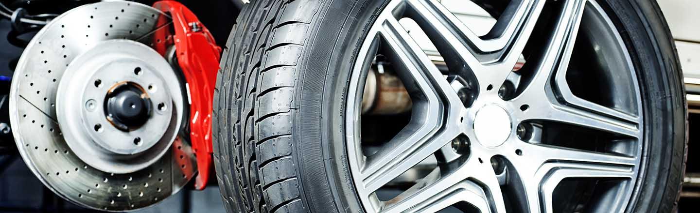 Toyota Brake Service in Panama City near Lynn Haven, FL