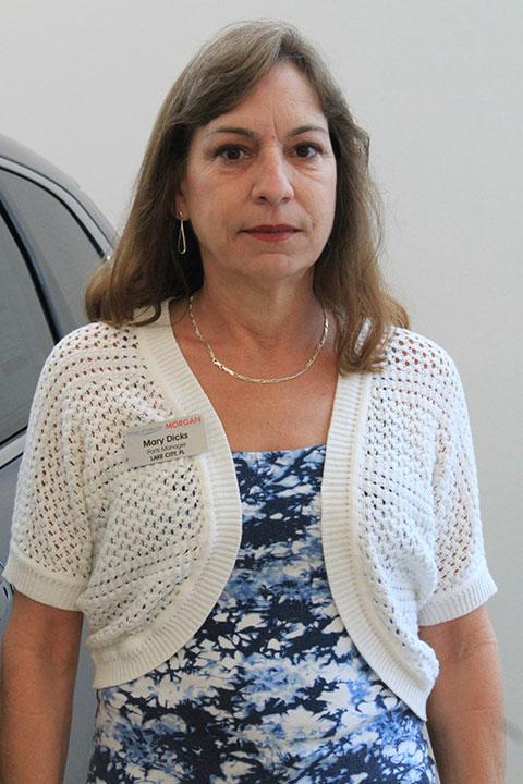 Mary Dicks Bio Image