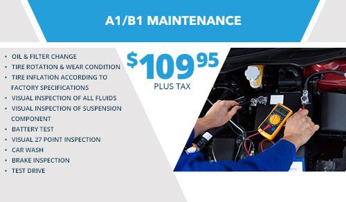 A1/B1 Maintenance