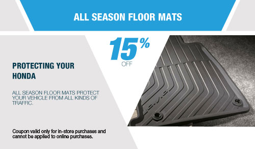 All Season Floor Mats
