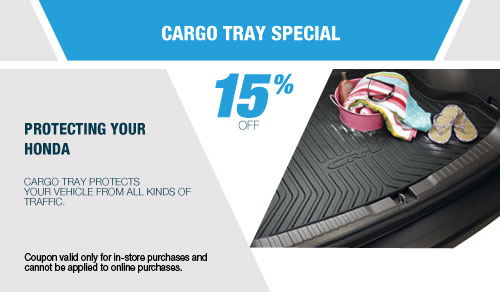 Cargo Tray Special