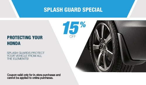 Splash Guard Special