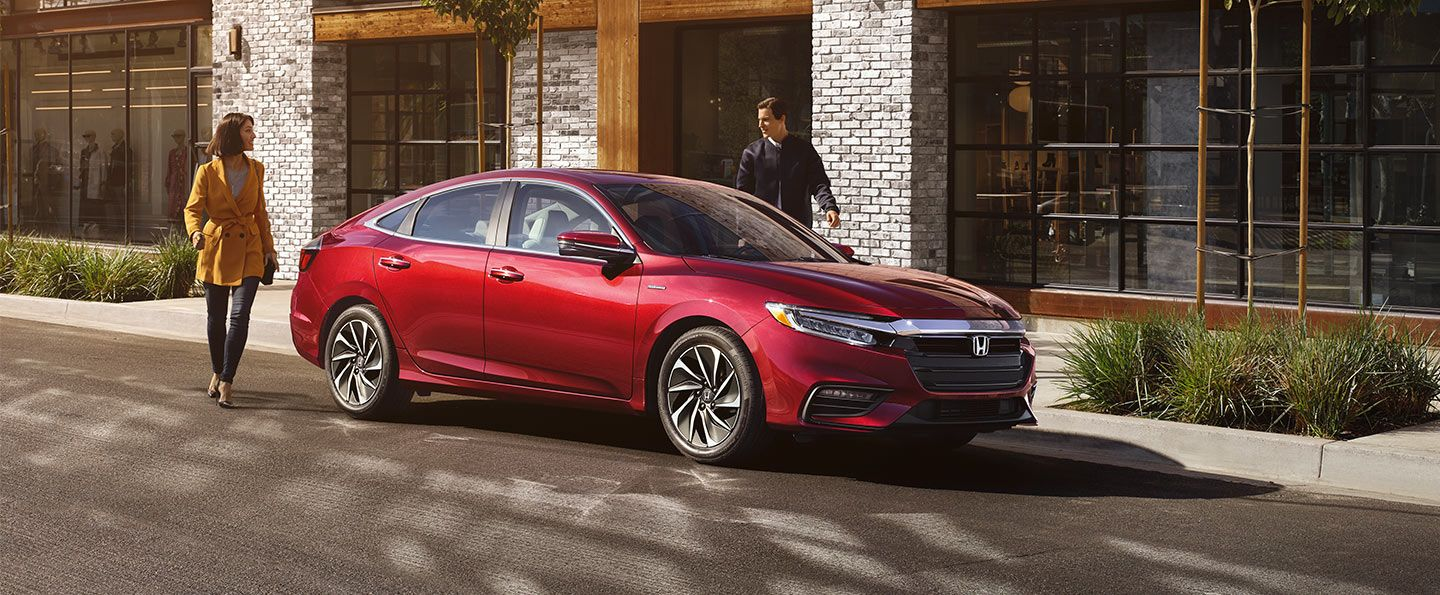 2019 Honda Insight Hybrids in Westerville, OH