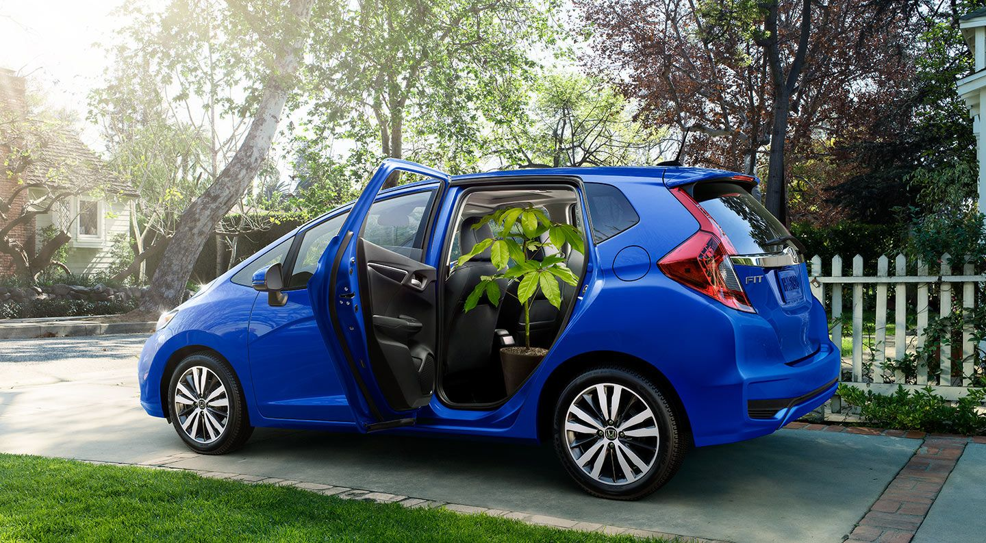 2019 Honda Fit Hatchbacks in Westerville, features