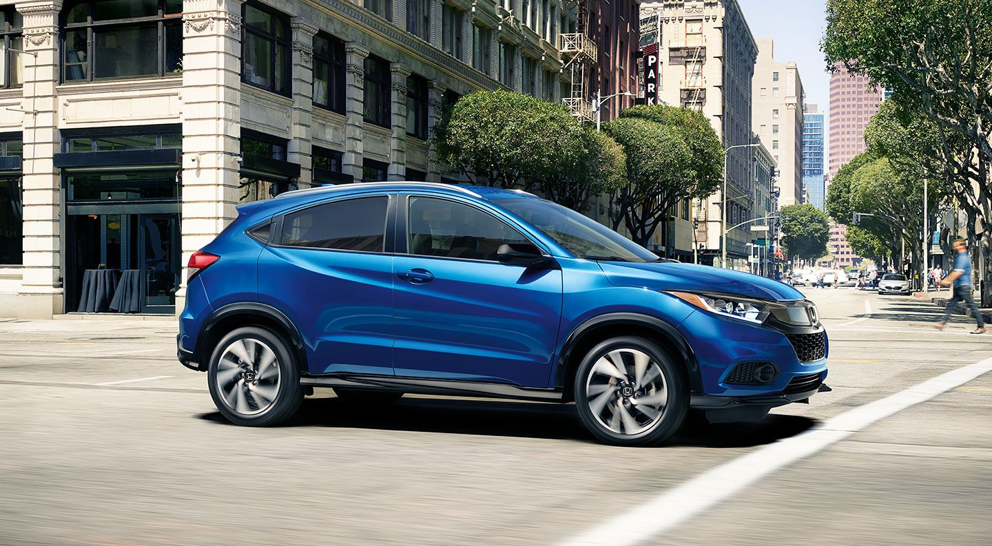 2019 Honda HR-V Crossovers in Westerville, features