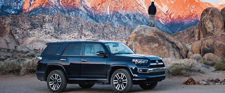 Middletown Toyota 2019 4Runner