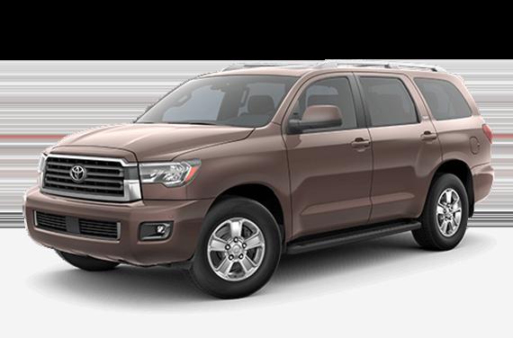 Middletown Toyota 2019 Sequoia