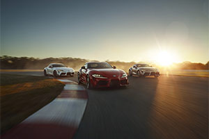 2020 Toyota Supra Performance Features