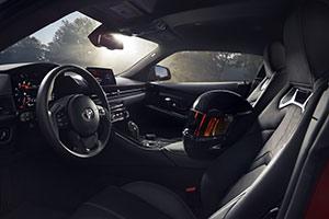 2020 Toyota Supra Interior Features