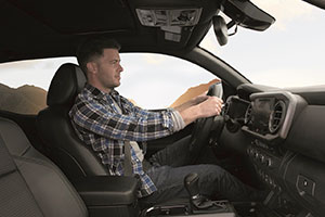 Toyota Tacoma Safety Features