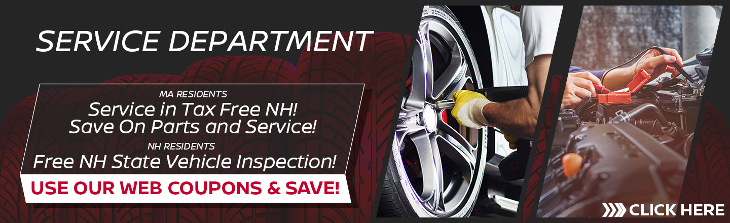 Schedule Nissan Service Patriot Nissan Salem NH