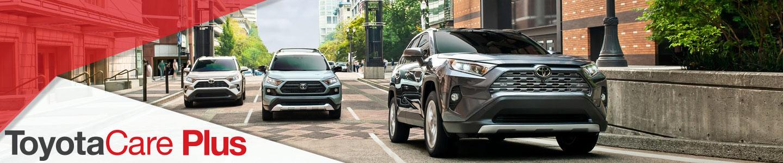 McCurley Toyota | Toyota Care Plus