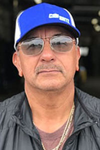 Rogelio Barraza Bio Image