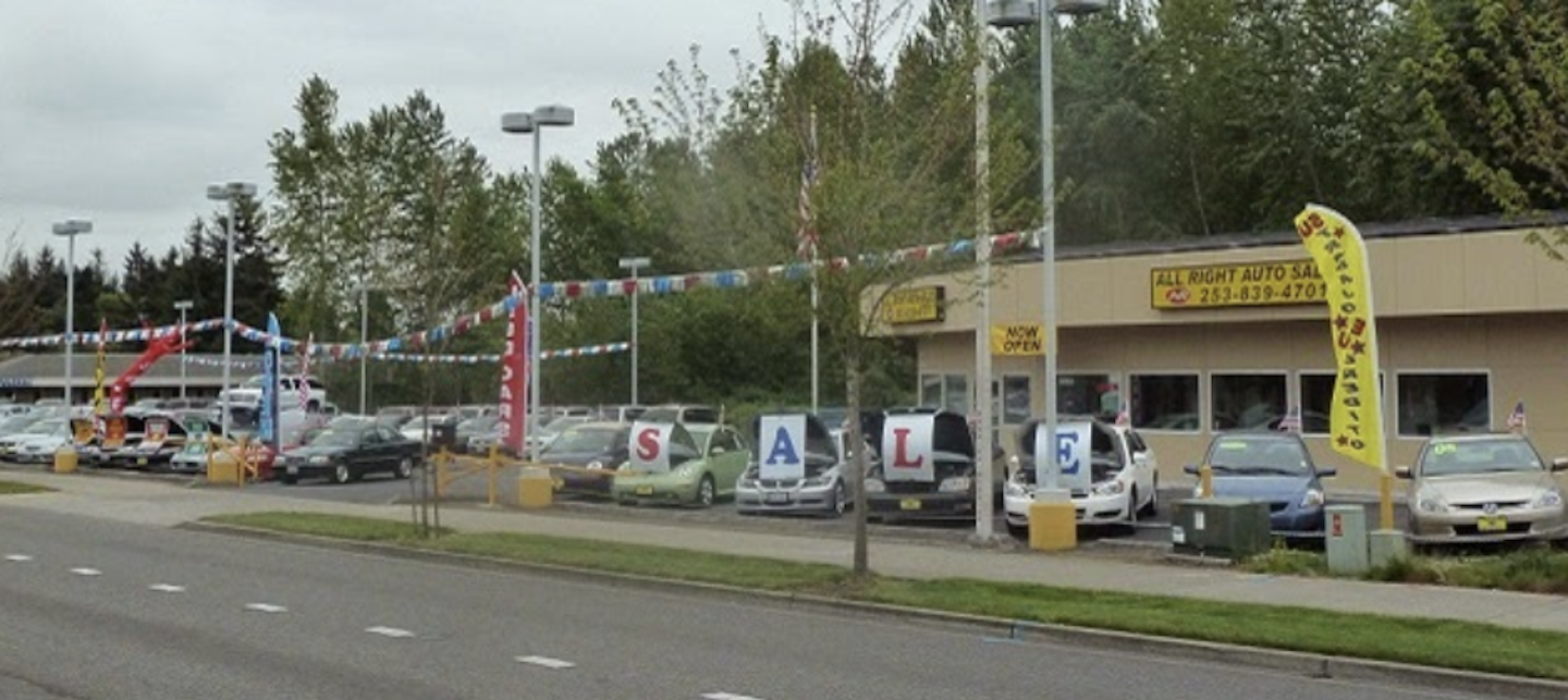About Our Car Dealership Serving Federal Way, Auburn And Tacoma, WA