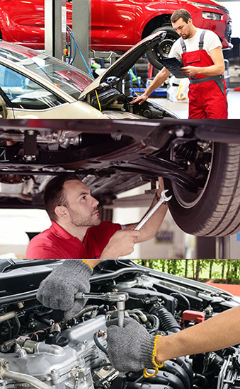 Keep your Kia running well with the service department from Weston Kia