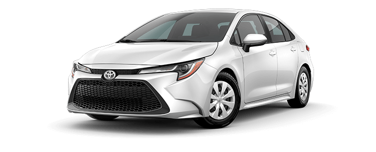 Toyota Corolla profile