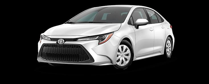 Franklin Toyota | 2020 Corolla