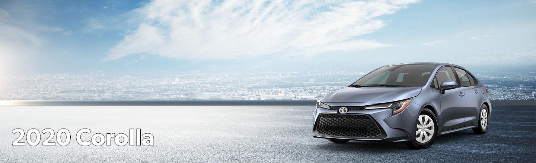 2020 Toyota Corolla - Gilroy, CA