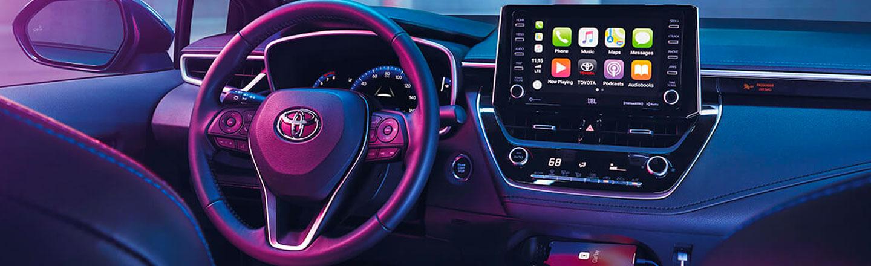 2020 Toyota Corolla Interior - Gilroy, CA