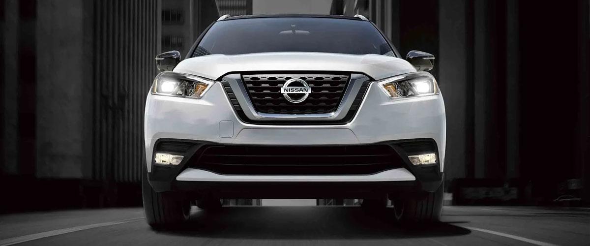 2019 Nissan Kicks Header