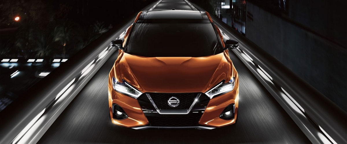 2019 Nissan Maxima Header