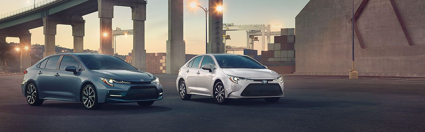 All-New 2020 Toyota Corolla For Sale in Ft. Lauderdale, Florida