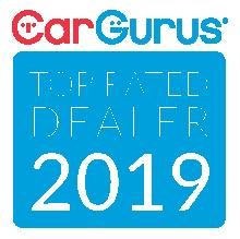 2019 cargurus award