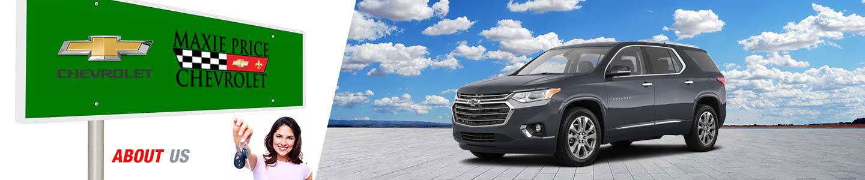 Visit Our Loganville Ga Dealership Maxie Price Chevrolet