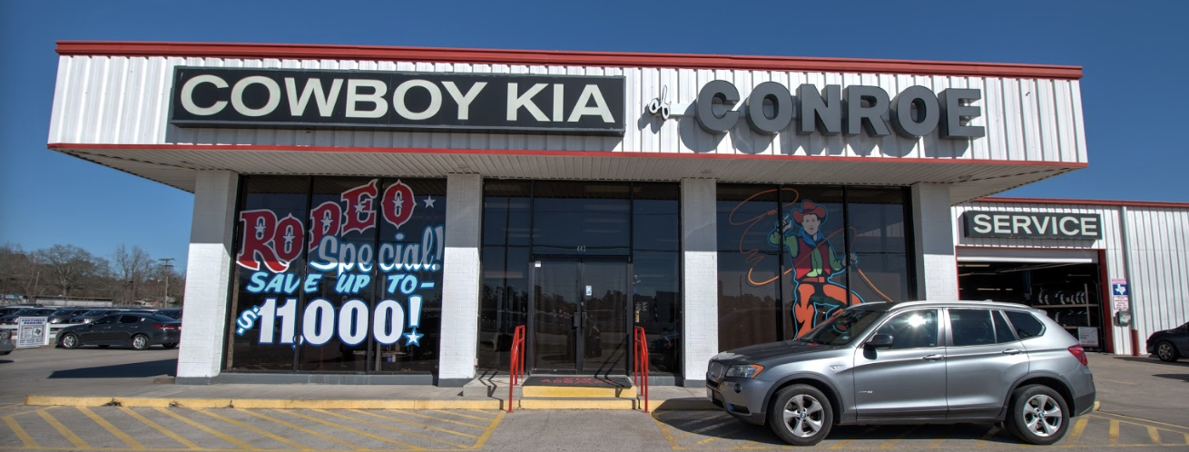 About Our New & Used Conroe, TX Kia Dealership Serving The Woodlands