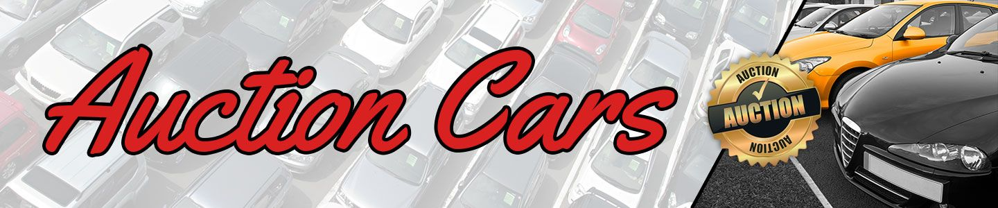 Auction Car Specials