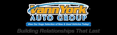Vann York Auto Group  logo