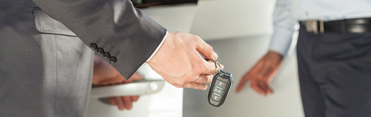 Vehicle Trade-In Appraisal at Star Nissan in Greensburg, PA