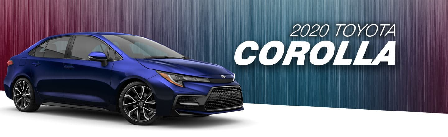 2020 Toyota Corolla Available in Middletown, CT At Middletown Toyota