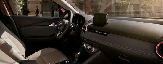 2019 Mazda CX-3 Crossover | Interior