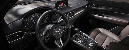 2019 Mazda CX-5 | Interior