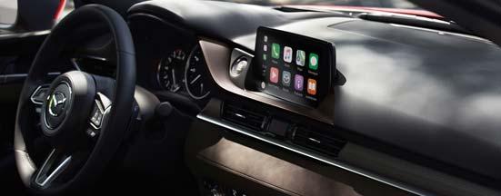 2019 Mazda6 | Interior
