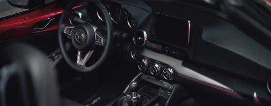 2019 Mazda MX-5 Miata | Interior