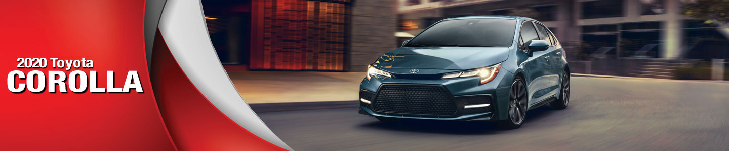 See the All-New 2020 Toyota Corolla At Team One Toyota