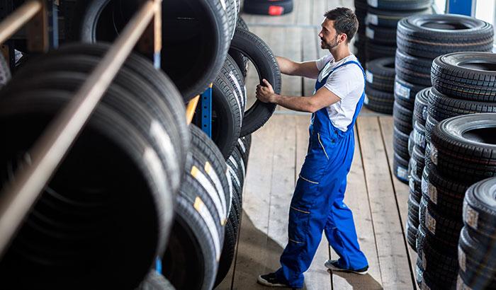 Tire Department