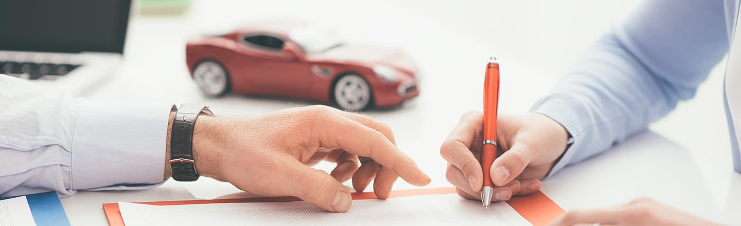 Auto Financing Application in Waycross, GA