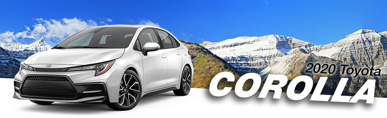 2020 Toyota Corolla For Sale Near New Orleans and Covington, LA