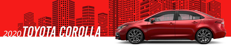 2020 Toyota Corolla available at Toyota of Laramie