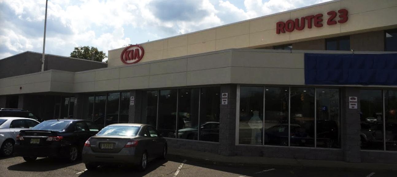 Kia Dealership near Wayne