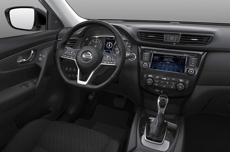 Wesley Chapel FL - 2019 Nissan Rogue Interior