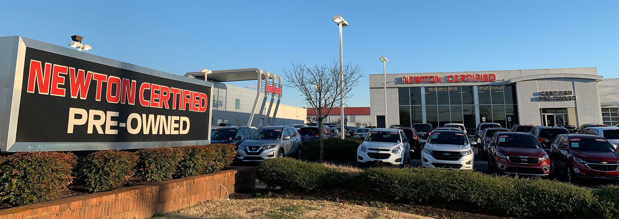 Newton Nissan Certified Pre-Owned Program