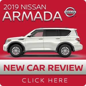 2019 Nissan Armada Review